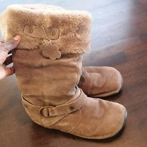 Riverland Suede Boots